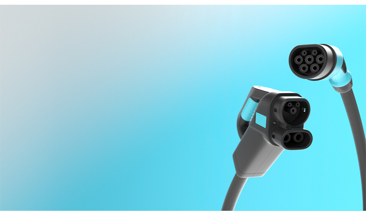 What are the different methods of charging an electric vehicle?